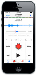 Dictate + Connect for iPhone