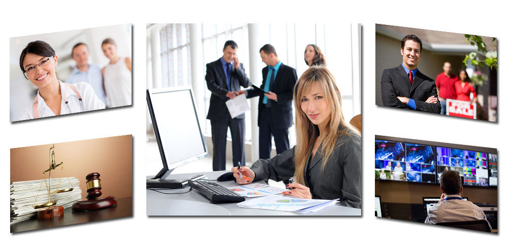 Business image linking to Business Services